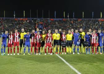 1X1 del Atlético: Juanfran es el guía, a Correa le faltó precisión