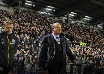 El Newcastle de Benítez se pone líder en la Championship