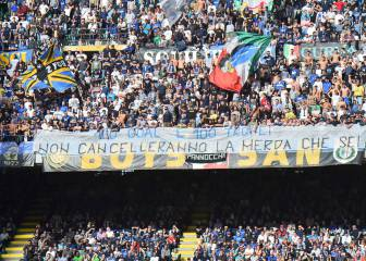 Wanda Nara envía un rotundo mensaje a los ultras del Inter