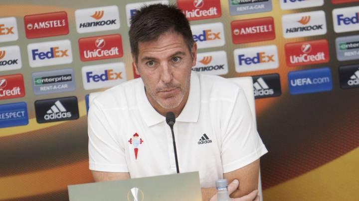 """Berizzo: """"El Ajax es el equipo más fuerte del grupo"""""""