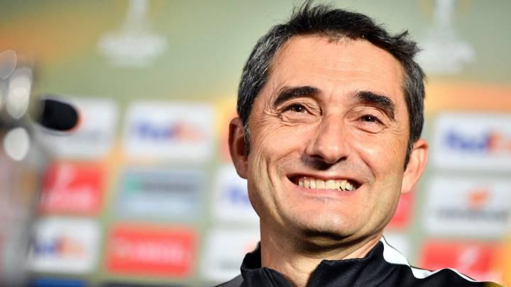 """Valverde: """"Los dos partidos con el Genk son la clave"""""""