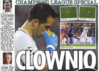 Inglaterra critica a Guardiola y se ceba con Bravo: