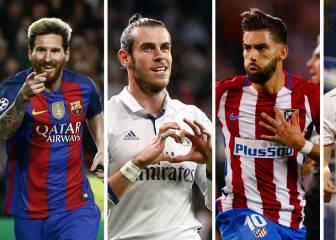 España domina la Champions: 32 de 36 puntos posibles