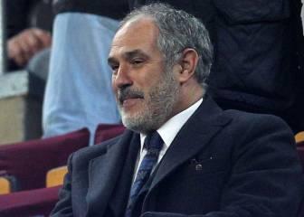 Zubizarreta, tentado para ser el director deportivo del Marsella
