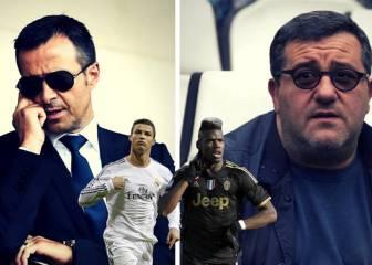 Los diez agentes más poderosos del mundo del fútbol