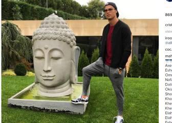 Los budistas acusan a Cristiano de falta de respeto