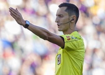Sánchez Martínez, el árbitro para el Alavés-Real Madrid
