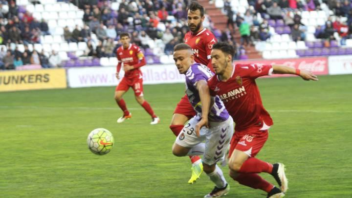 El Zaragoza ganó en sus últimas dos visitas a Zorrilla