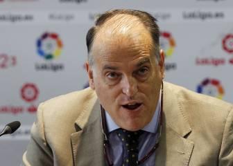 LaLiga pide a UEFA medidas para evitar incidentes con aficionados