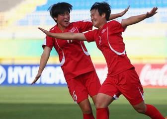 Corea del Norte gana el Mundial sub 17 femenino