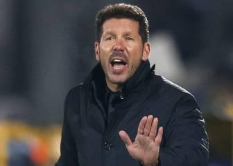 Mirror: Simeone busca entrenar en la Premier League en 2018