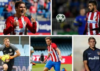 El Atlético asegura su futuro: todos los 'cracks' blindados