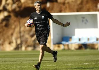 """Martí: """"Lo único que nos sirve ante el Oviedo es la victoria"""""""