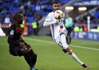 El Guingamp agudiza el mal momento que vive el Lyon
