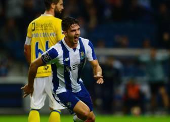 El Oporto sigue en racha con un André Silva imparable