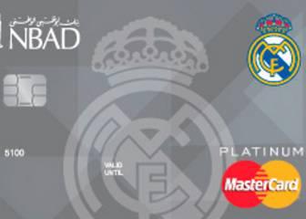 El escudo blanco sigue sin cruz en las tarjetas de Abu Dhabi