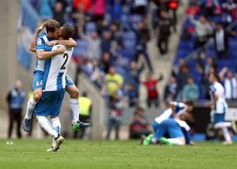 El Espanyol pasa del naufragio en Cornellá a un empate épico