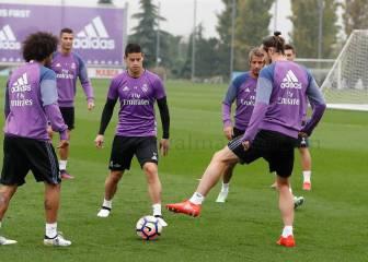 Zidane convoca a 19 jugadores: Coentrao y Mariano, fuera