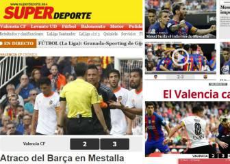 La prensa de Valencia señala a Undiano: