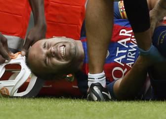 Iniesta se perderá el Clásico y hasta 14 partidos por su lesión