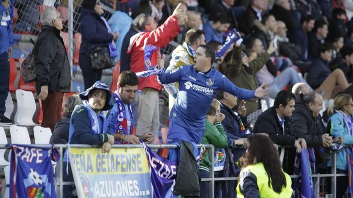 Getafe y Huesca, dos equipos que quieren a aclarar objetivos