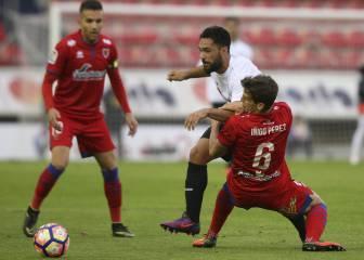 Remontada del Sevilla Atlético para mantenerse en playoff