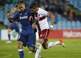 El Getafe sigue sin arrancar