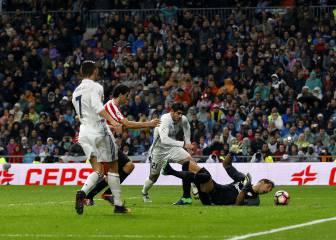 Real Madrid-Athletic Club en imágenes