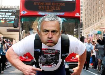 Los mejores memes de la derrota del United de Mourinho