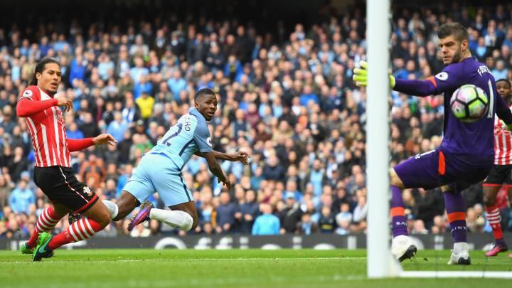 La Premier no consuela al City: pinchó con el Southampton