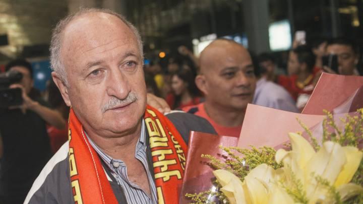 El Guangzhou de Scolari gana la Liga china por sexto año seguido