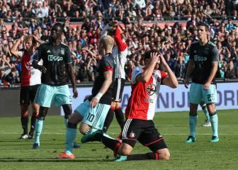 Kuyt impide el triunfo del Ajax con un gol en el tramo final