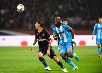 El PSG tropieza en casa y se aleja del Niza, que es líder