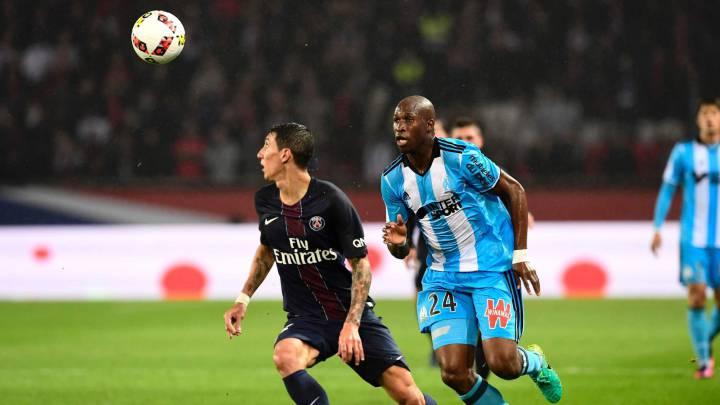 El PSG pierde dos nuevos puntos en casa contra el Marsella