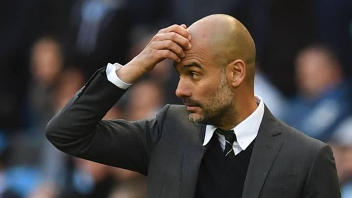 """Guardiola: """"Voy a descubrir por qué nos pasa esto..."""""""