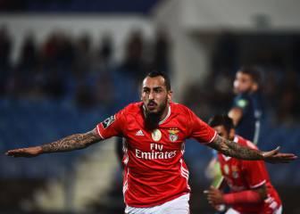 El Benfica vence el derbi lisboeta contra Belenenses