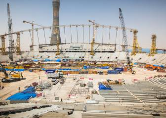 First death admitted by Qatari World Cup organisers