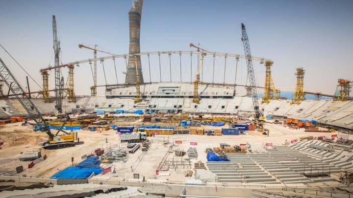 Fallece otro obrero en las obras para el Mundial de Catar 2022