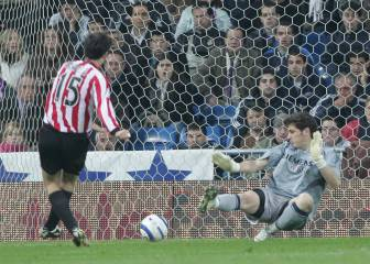 Athletic Club's last win at the Bernabéu was in 2005