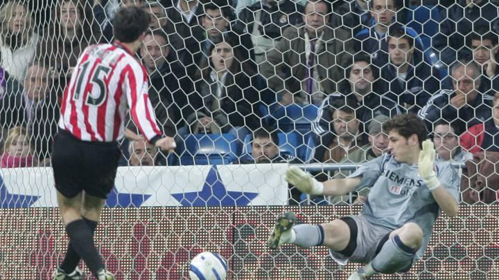 El Athletic no gana en el Santiago Bernabéu desde 2005