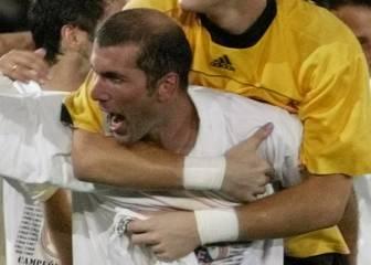 Zidane ganó su única Liga en el Real Madrid ante el Athletic