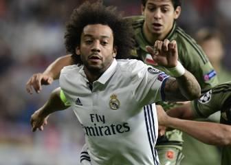 Marcelo agita al Real Madrid: once goles desde que volvió