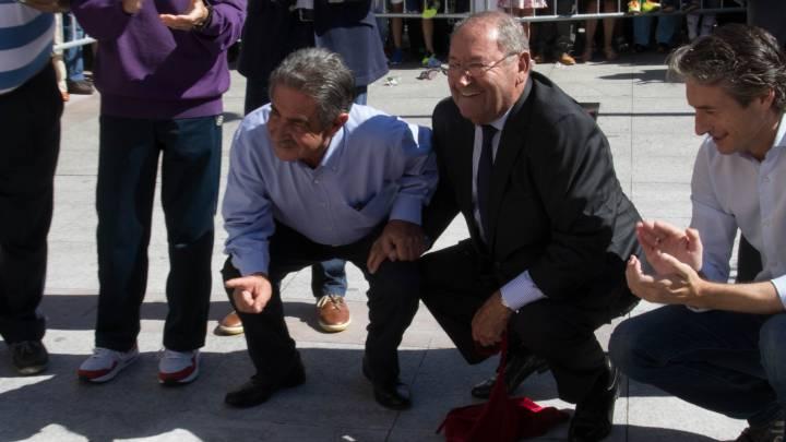 Gento, un orgullo para Cantabria