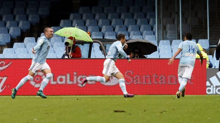 Iago Aspas y Orellana vuelan sobre el Deportivo