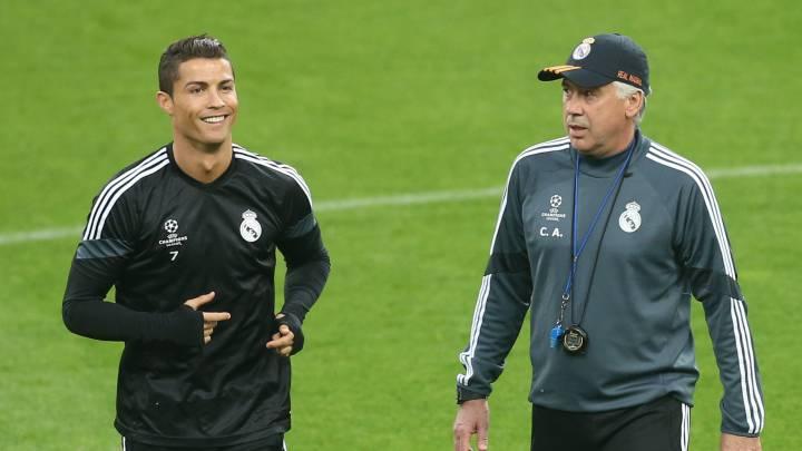 """""""En el Madrid tuve que escuchar dónde prefería jugar Cristiano"""""""