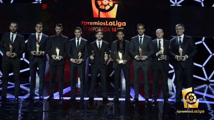 LaLiga también premiará en su gala al fútbol femenino