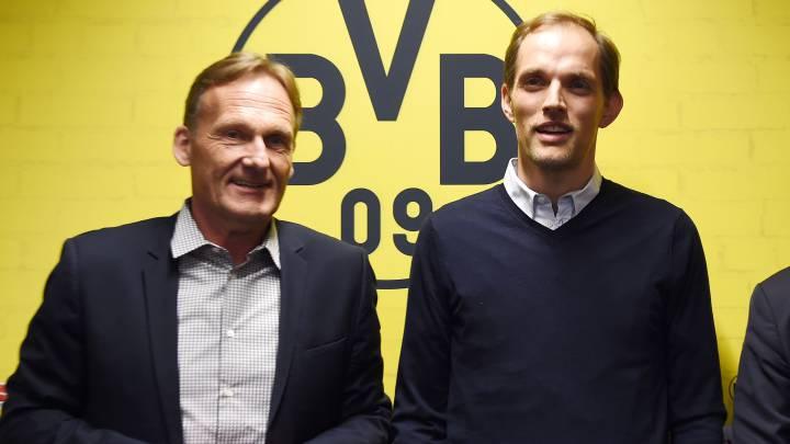 El Borussia revela que el Madrid sigue a su entrenador
