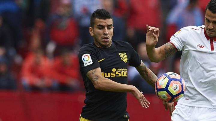 El Atleti, uno a uno: Correa falló y Griezmann no bastó