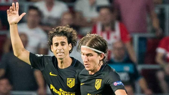 """Tiago: """"Me siento un poco culpable de este gol"""""""