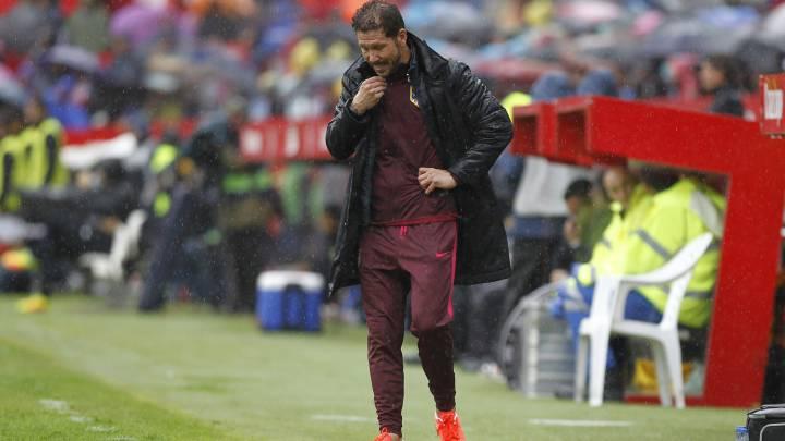 El peor Atlético en LaLiga desde la llegada de Simeone